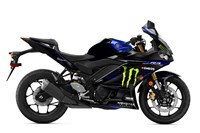 2021 Yamaha YZF-R3 MONSTER ENERGY YAMAHA MOTOGP EDITION
